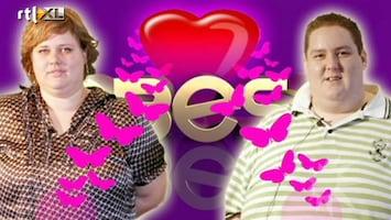 RTL Boulevard Liefde tussen twee deelnemers Obese