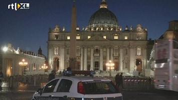 RTL Nieuws Miljoen mensen verwacht bij inauguratie paus