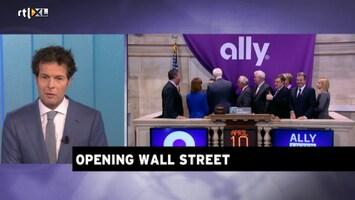 Rtl Z Opening Wall Street - Afl. 71