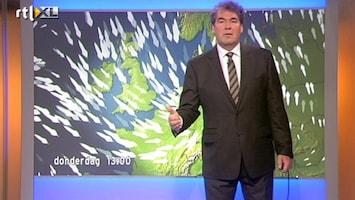 RTL Nieuws Volle storm op Waddengebied