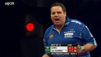 Rtl 7 Darts: Premier League - Afl. 10