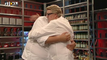 """Topchef Tegen Sterrenchef """"aflevering 1"""" - Winst Voor Chefs Jaspers En Kranenborg?"""