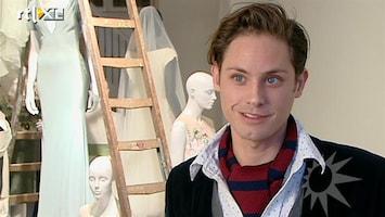 RTL Boulevard Edwin Oudshoorn een 'jonge Dior'?