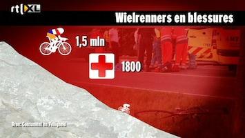 Editie NL Wielrennen ook voor amateurs levensgevaarlijk