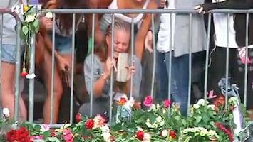 RTL Nieuws Noren gestopt met zoeken lichamen op Utoya
