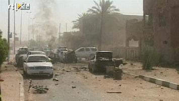 RTL Nieuws Golf van aanslagen in Irak