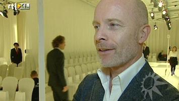 RTL Boulevard Mart Visser toont nieuwe collectie
