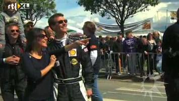RTL Boulevard Prins Joachim in tv-show