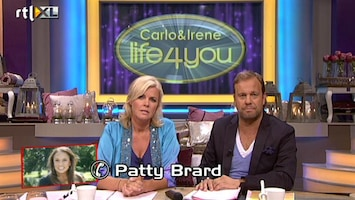 Carlo & Irene: Life 4 You Patty Brard over haar val van de duikplank