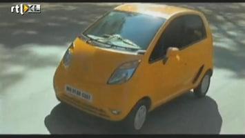 RTL Nieuws Indiaase mini-auto verkoopt slecht
