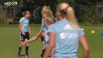 RTL Nieuws Vrouwenvoetbal zit in de lift