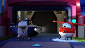 Super Wings - Schaduwspel