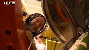 RTL Nieuws André Kuipers klaar voor ruimtereis