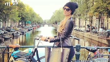 RTL Boulevard Paris Hilton in Amsterdam