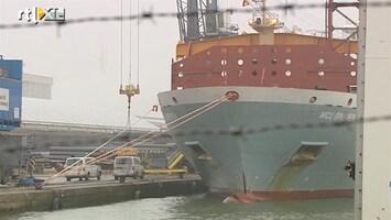 RTL Nieuws Havenarbeiders Antwerpen verpletterd