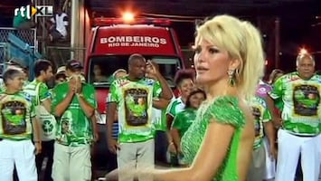 RTL Nieuws Grote carnavalrepetitie in Rio