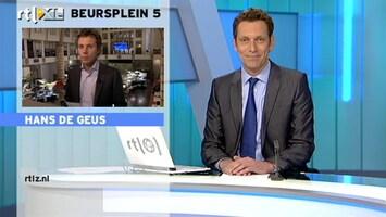 RTL Z Nieuws 14:00: Dure olie dwingt Amerikanen tot minder autorijden