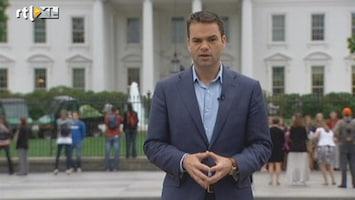 RTL Nieuws Kijkje achter de schermen in Witte Huis
