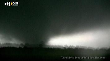 RTL Nieuws Tornadojagers perplex van tafereel