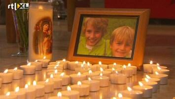 RTL Nieuws Condoleanceregisters voor vermoorde broertjes