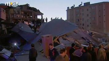 RTL Nieuws Turkije getroffen door zware aardbeving