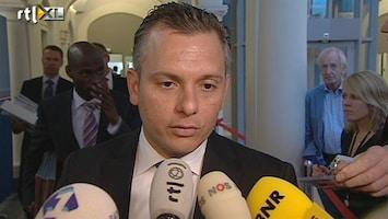 RTL Nieuws Politici op Curaçao woedend op premier Rutte