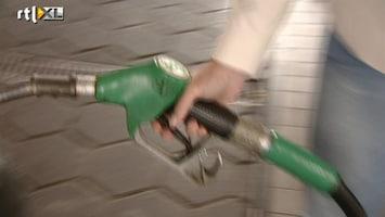 RTL Nieuws Benzine goedkoper door economische crisis