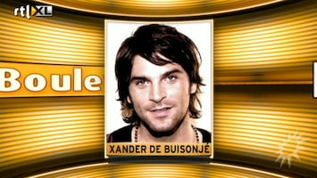 RTL Boulevard Xander over uitslag Sophies ziekte