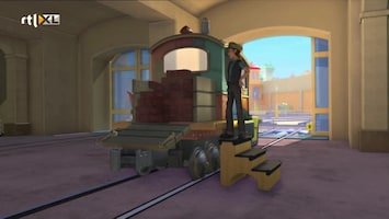 Chuggington - Hodge's Secret