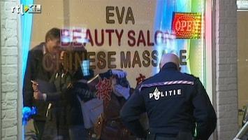 RTL Nieuws 'Helft Chinese massagesalons zijn bordelen'