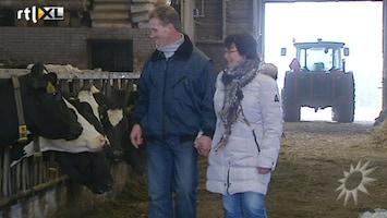 RTL Boulevard Boer Martin verklapt trouwplannen met Wilma