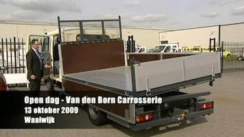 RTL Transportwereld Agenda: Open dag Van den Born Carrosserie