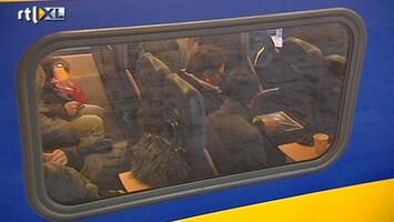 RTL Nieuws Nooddienstregeling NS nog niet voorbij