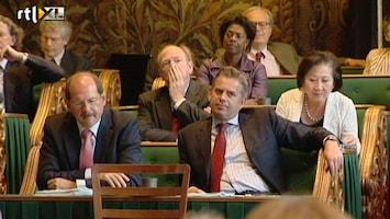 RTL Nieuws Eerste Kamer ziet voorstel zorgpremie niet zitten