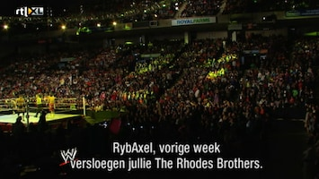 RTL 7 Fight Night: WWE Wrestling Afl. 29