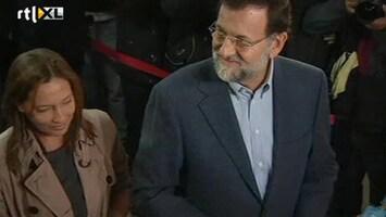 RTL Nieuws Conservatieven winnen in Spanje