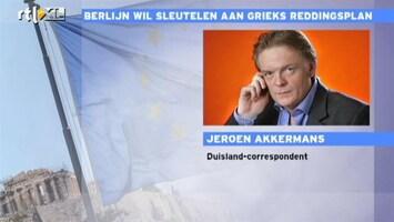 RTL Nieuws 'Grieken zien urgentie nog niet helemaal'
