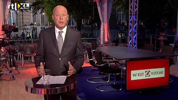 RTL Nieuws Frits Wester: Nek-aan-nekrace tussen Rutte en Samsom