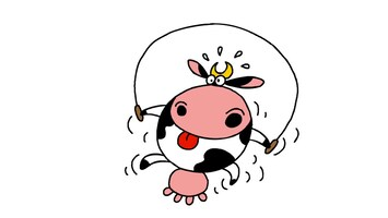 Doodle - Cow