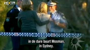 RTL Boulevard Australisch meisje heeft bom om nek