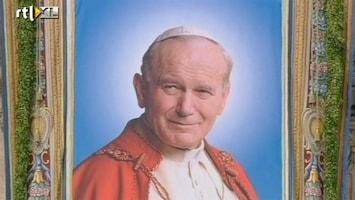 RTL Nieuws Johannes Paulus II zalig verklaard
