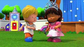 Little People Vriendschap komt van twee kanten