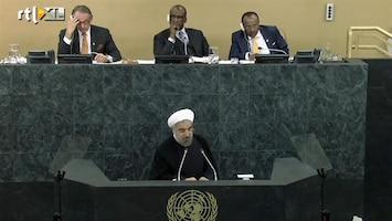 RTL Nieuws Geen historische ontmoeting tussen VS en Iran
