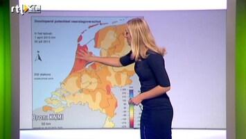 RTL Weer Buienradar update woensdag 31 juli 2013 10:00 uur