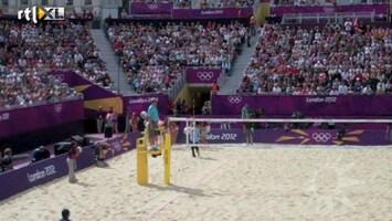RTL Boulevard Winston bij Olympische Spelen