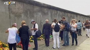 RTL Nieuws Herdenking 50 jaar Berlijnse muur