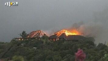 RTL Nieuws Orkaan Irene houdt huis in Cariben