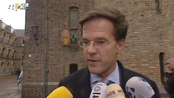 RTL Nieuws Rutte: Nobelprijs respectvol bewijs van betekenis Europa