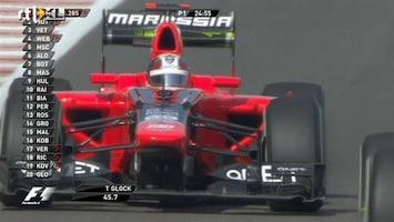 Rtl Gp: Formule 1 - Rtl Gp: Formule 1 - Abu Dhabi (race) 2012