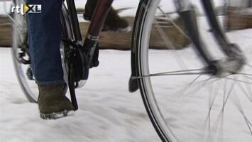 RTL Nieuws Verkoop fietswinterbanden verdubbeld